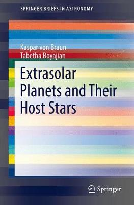 Extrasolar Planets and Their Host Stars - SpringerBriefs in Astronomy (Paperback)