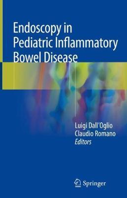 Endoscopy in Pediatric Inflammatory Bowel Disease (Hardback)