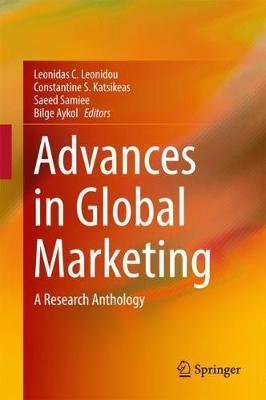 Advances in Global Marketing: A Research Anthology (Hardback)
