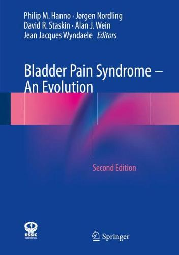 Bladder Pain Syndrome - An Evolution (Hardback)