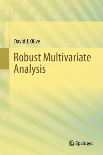 Robust Multivariate Analysis (Hardback)