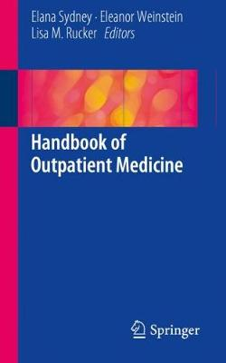 Handbook of Outpatient Medicine (Paperback)