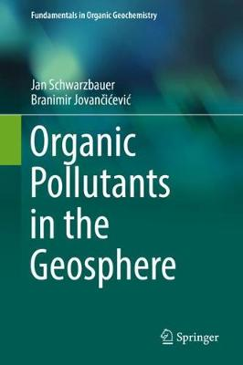 Organic Pollutants in the Geosphere - Fundamentals in Organic Geochemistry (Hardback)