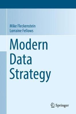 Modern Data Strategy (Hardback)