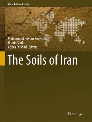 The Soils of Iran - World Soils Book Series (Hardback)