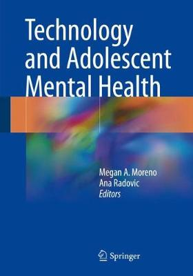 Technology and Adolescent Mental Health (Paperback)
