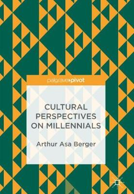 Cultural Perspectives on Millennials (Hardback)