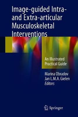 Image-guided Intra- and Extra-articular Musculoskeletal Interventions: An Illustrated Practical Guide (Hardback)