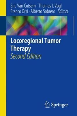 Locoregional Tumor Therapy (Paperback)
