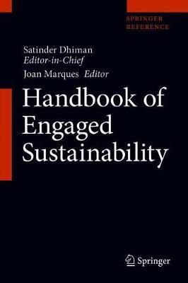 Handbook of Engaged Sustainability - Handbook of Engaged Sustainability (Hardback)