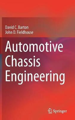 Automotive Chassis Engineering (Hardback)