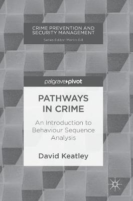 Pathways in Crime: An Introduction to Behaviour Sequence Analysis - Crime Prevention and Security Management (Hardback)