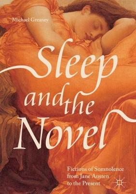 Sleep and the Novel: Fictions of Somnolence from Jane Austen to the Present (Hardback)