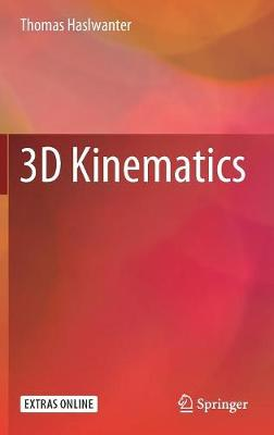 3D Kinematics (Hardback)
