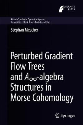 Perturbed Gradient Flow Trees and A -algebra Structures in Morse Cohomology - Atlantis Studies in Dynamical Systems 6 (Hardback)