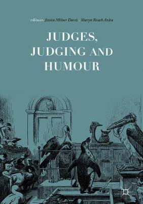 Judges, Judging and Humour (Hardback)