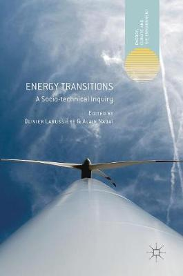 Energy Transitions: A Socio-technical Inquiry - Energy, Climate and the Environment (Hardback)