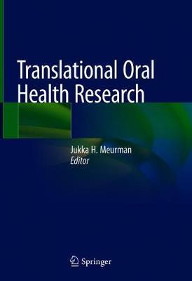 Translational Oral Health Research (Hardback)
