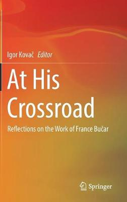 At His Crossroad: Reflections on the Work of France Bucar (Hardback)