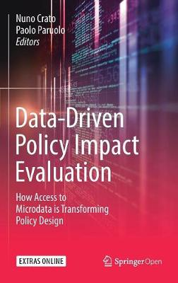 Data-Driven Policy Impact Evaluation: How Access to Microdata is Transforming Policy Design (Hardback)