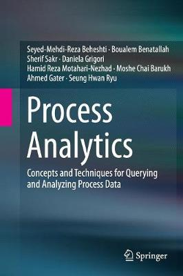 Process Analytics: Concepts and Techniques for Querying and Analyzing Process Data (Paperback)