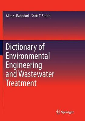 Dictionary of Environmental Engineering and Wastewater Treatment (Paperback)