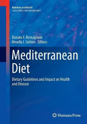 Mediterranean Diet: Dietary Guidelines and Impact on Health and Disease - Nutrition and Health (Paperback)