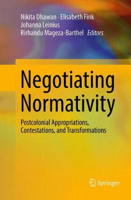 Negotiating Normativity (Paperback)