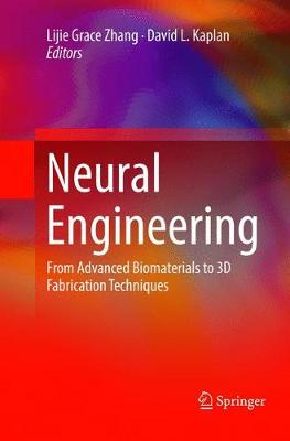 Neural Engineering: From Advanced Biomaterials to 3D Fabrication Techniques (Paperback)