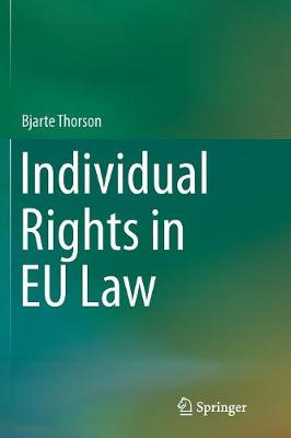 Individual Rights in EU Law (Paperback)