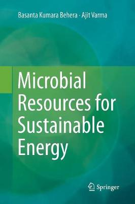 Microbial Resources for Sustainable Energy (Paperback)
