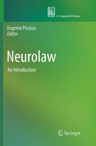 Neurolaw: An Introduction (Paperback)