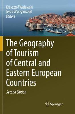 The Geography of Tourism of Central and Eastern European Countries (Paperback)