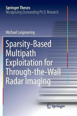 Sparsity-Based Multipath Exploitation for Through-the-Wall Radar Imaging - Springer Theses (Paperback)