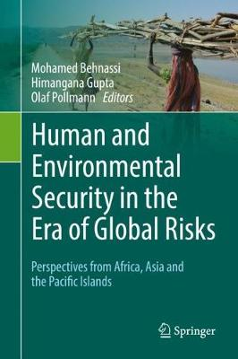 Human and Environmental Security in the Era of Global Risks: Perspectives from Africa, Asia and the Pacific Islands (Hardback)