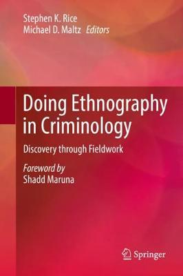 Doing Ethnography in Criminology: Discovery through Fieldwork (Hardback)