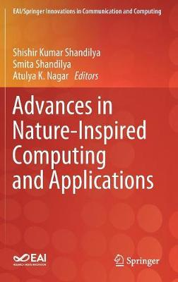 Advances in Nature-Inspired Computing and Applications - EAI/Springer Innovations in Communication and Computing (Hardback)