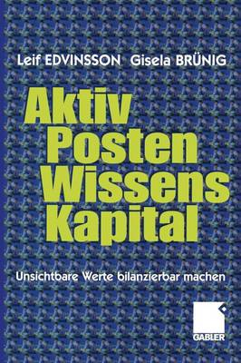 Aktivposten Wissenskapital (Paperback)