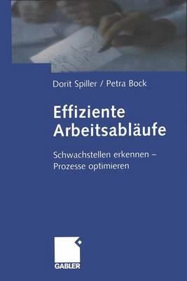 Effiziente Arbeitsablaufe (Paperback)