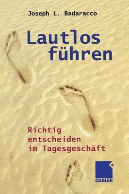 Lautlos Fuhren (Paperback)