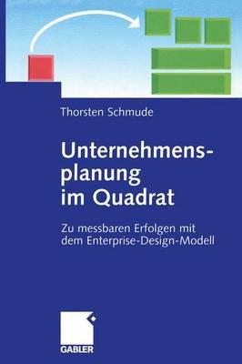 Unternehmensplanung im Quadrat (Paperback)