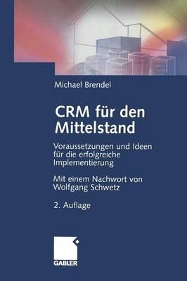CRM fur den Mittelstand (Paperback)