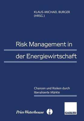 Risk Management in der Energiewirtschaft (Paperback)