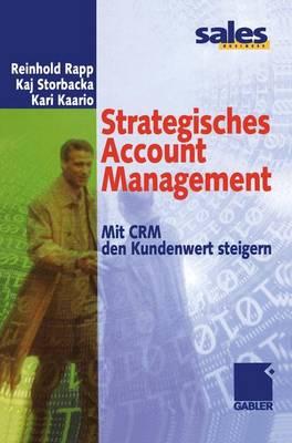 Strategisches Account Management (Paperback)