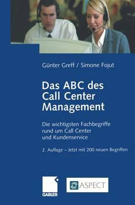 Das ABC des Call Center Management (Paperback)