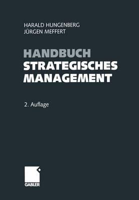 Handbuch Strategisches Management (Paperback)