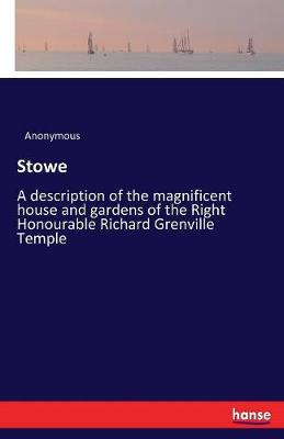 Stowe (Paperback)