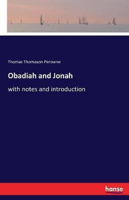 Obadiah and Jonah (Paperback)
