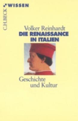 Die Renaissance in Italien (Paperback)