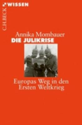 Die Julikrise Europas Weg in den Ersten Weltkrieg (Paperback)